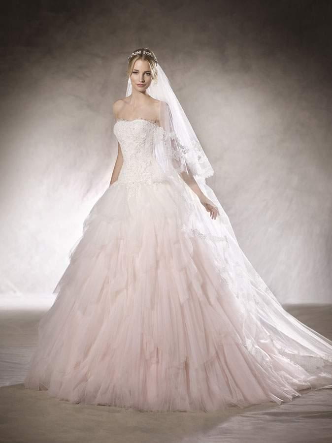 Vestiti da Sposa, Abito da Sposa Modello HACHEL