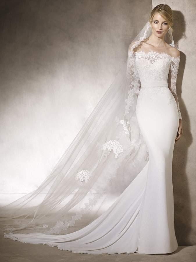 Vestiti da Sposa, Abito da Sposa Modello HADREA