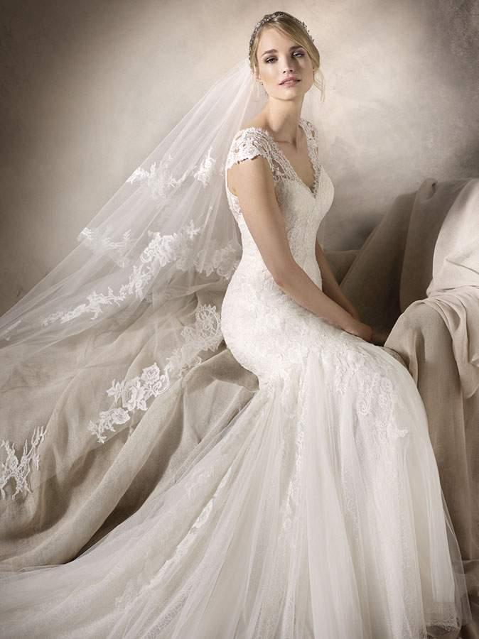 Abito da Sposa Modello HAEMO
