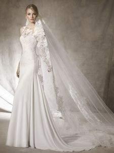Abito da Sposa Modello HAIMAT
