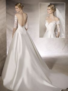 Vestiti da Sposa, Abito da Sposa Modello HALAND
