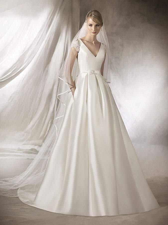 Vestiti da Sposa, Abito da Sposa Modello HALBERG