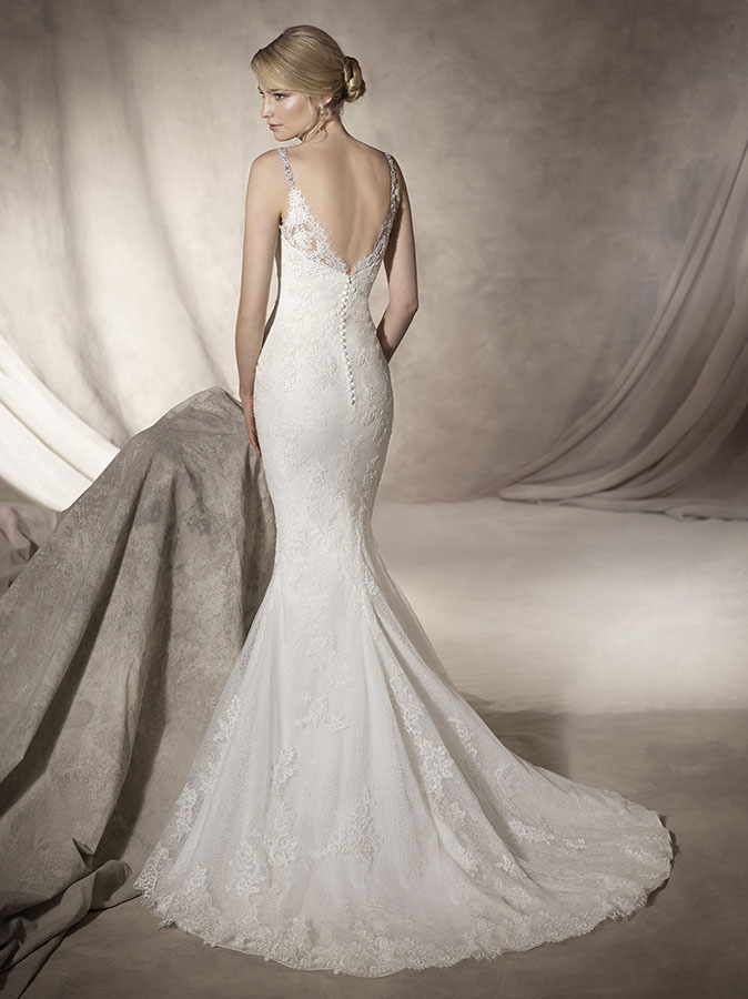 Vestiti da Sposa, Abito da Sposa Modello HALDIS