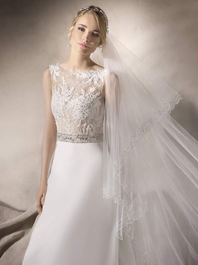 Vestiti da Sposa, Abito da Sposa Modello HALES