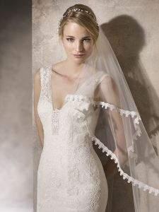 Abito da Sposa Modello HALEYA