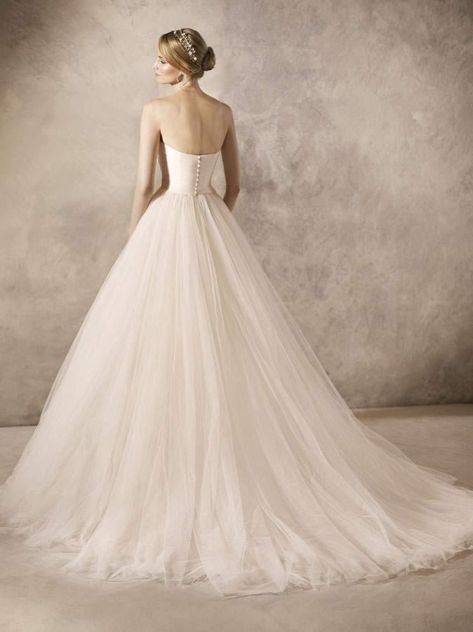 Vestiti da Sposa, Abito da Sposa Modello HALIMEDA