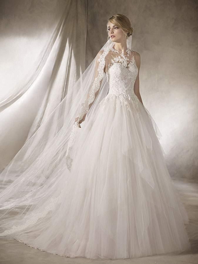 Abito da Sposa Modello HALIXA