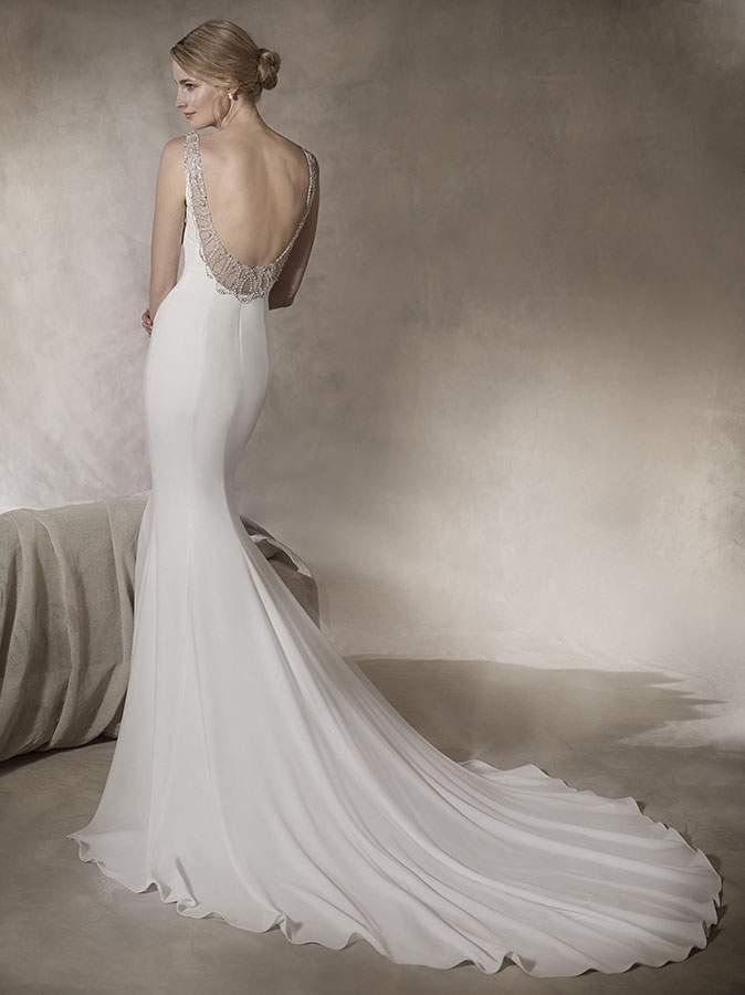Abito da Sposa Modello HALIZA