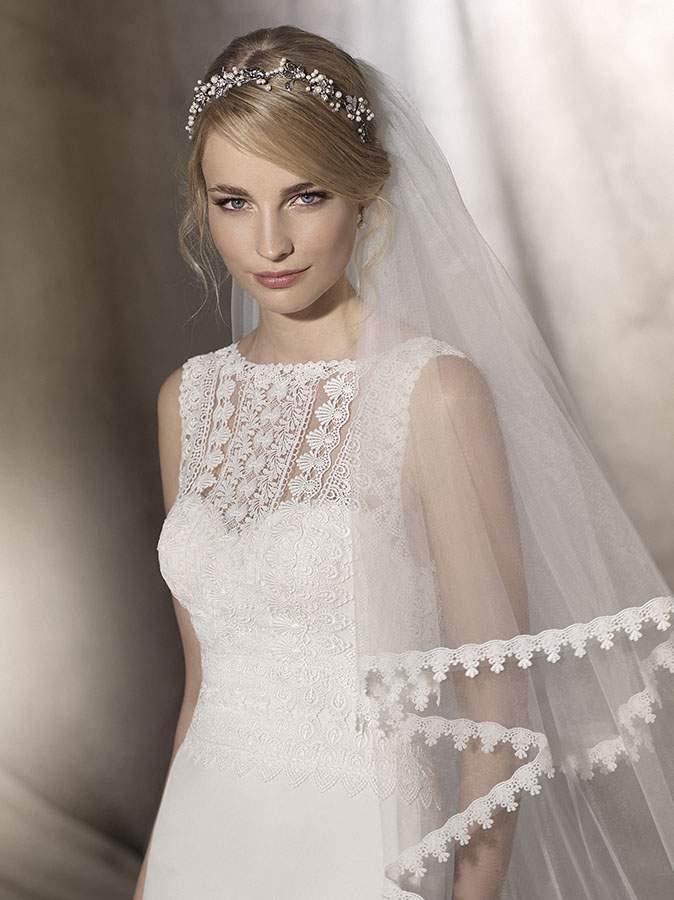 Vestiti da Sposa, Abito da Sposa Modello HANNA