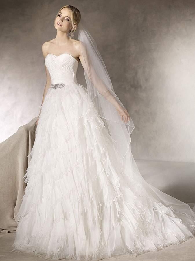 Vestiti da Sposa, Abito da Sposa Modello HAPPY