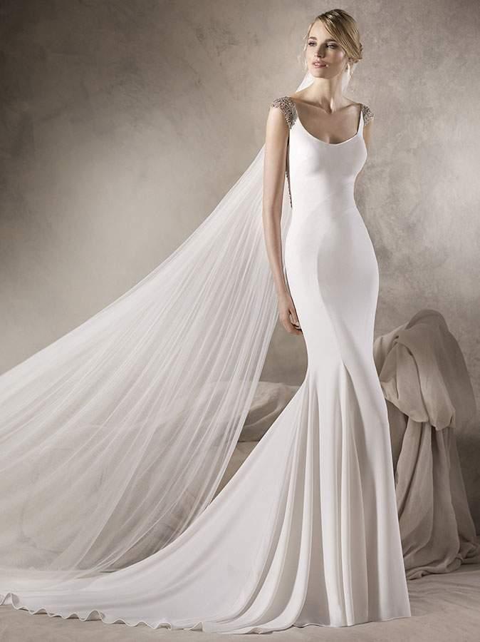 Vestiti da Sposa, Abito da Sposa Modello HASINA