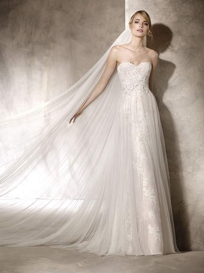 Vestiti da Sposa, Abito da Sposa Modello HAYUCO
