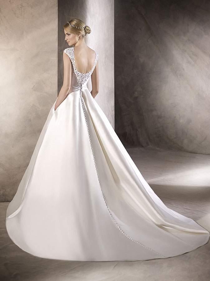 Vestiti da Sposa, Abito da Sposa Modello HEDWING