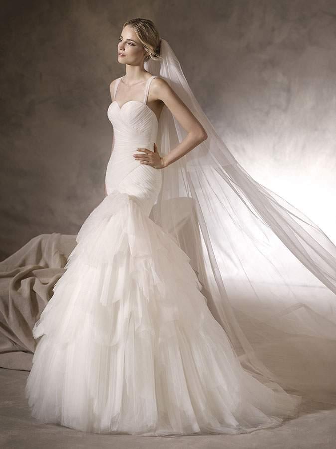 Vestiti da Sposa, Abito da Sposa Modello HEIKO