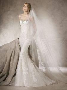 Vestiti da Sposa, Abito da Sposa Modello HELOISE