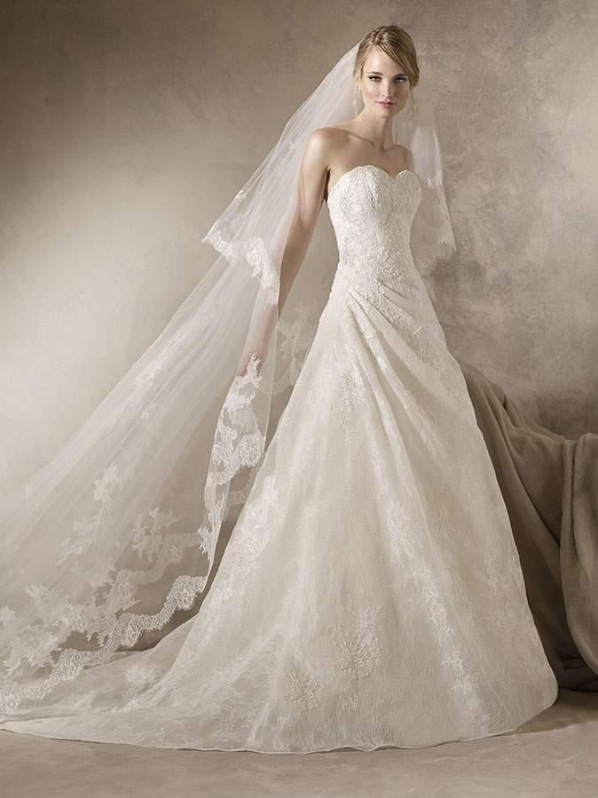 Abito da Sposa Modello HENA