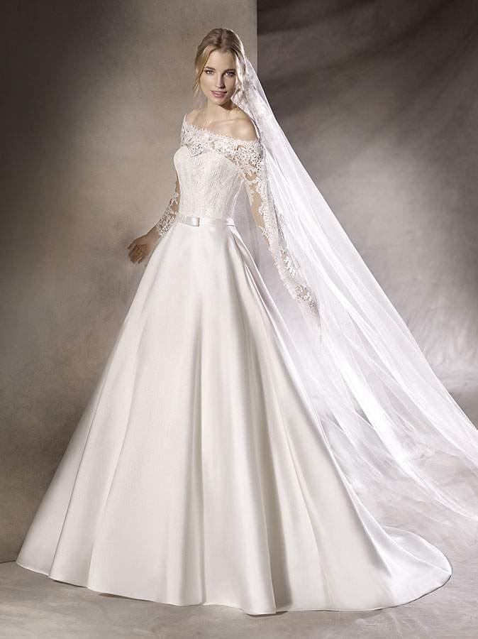 Abito da Sposa Modello HENRIKA