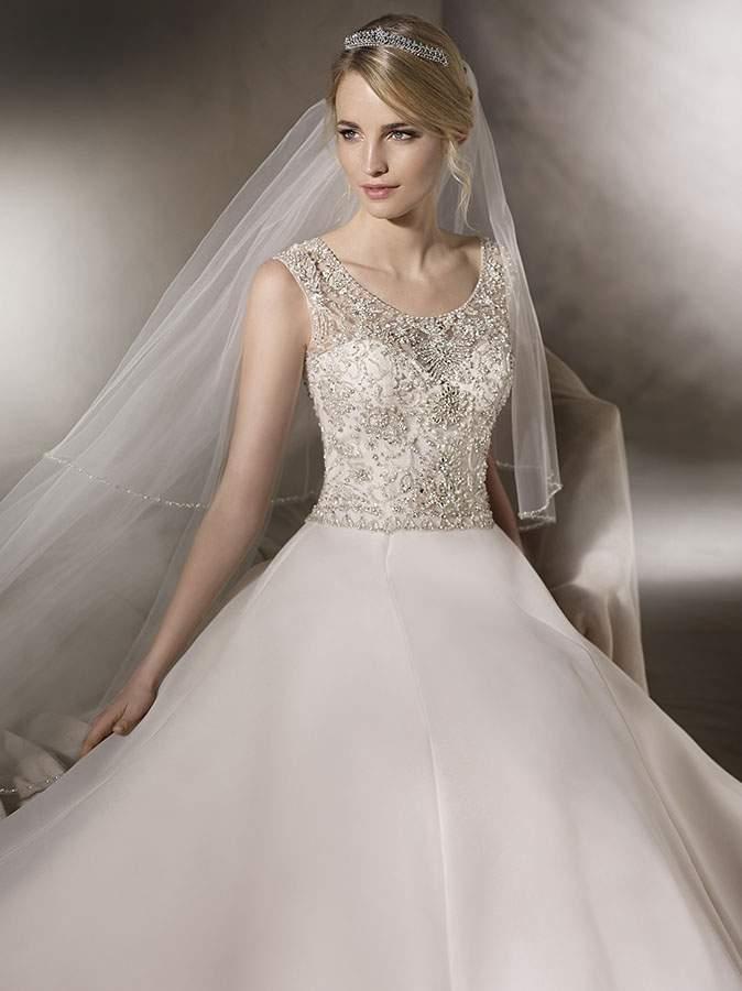 Vestiti da Sposa, Abito da Sposa Modello HONORAS