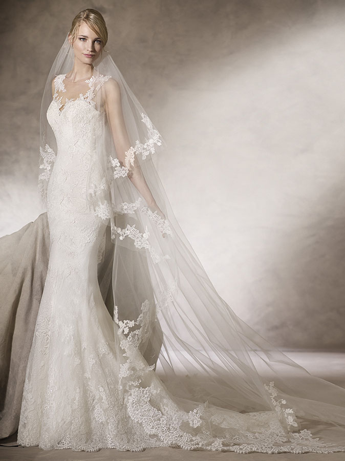 Vestiti da Sposa, Abito da Sposa Modello HOZ