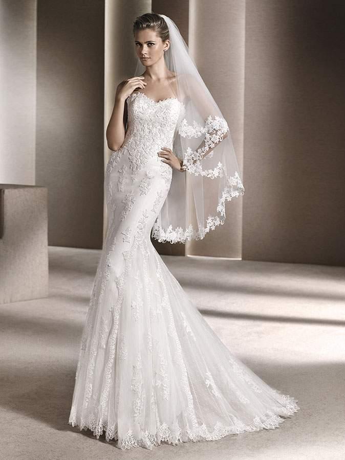 Vestiti da Sposa, Abito da Sposa Modello IDDE
