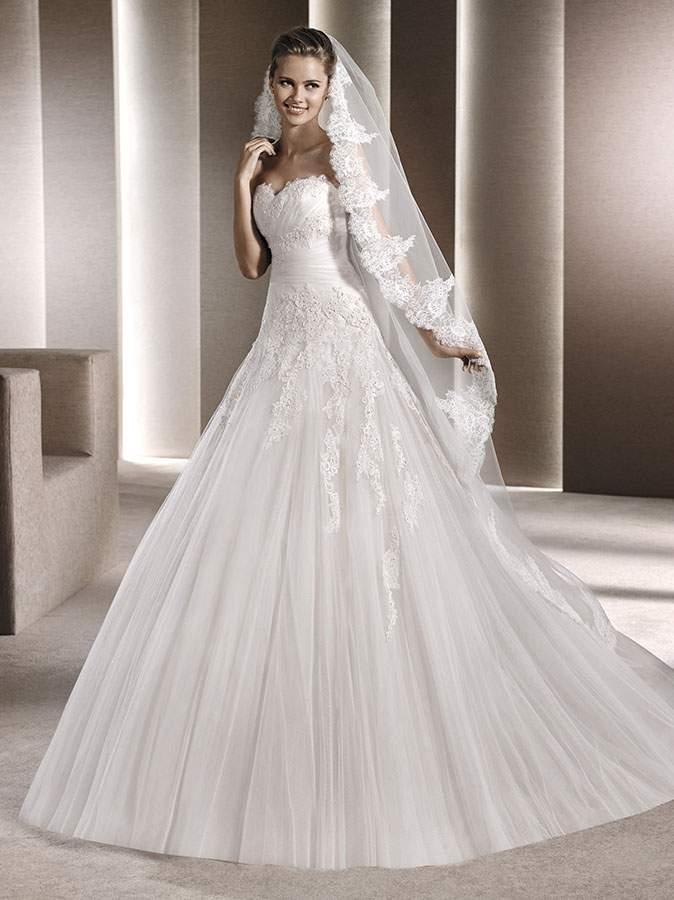 Abito da Sposa Modello ILANA
