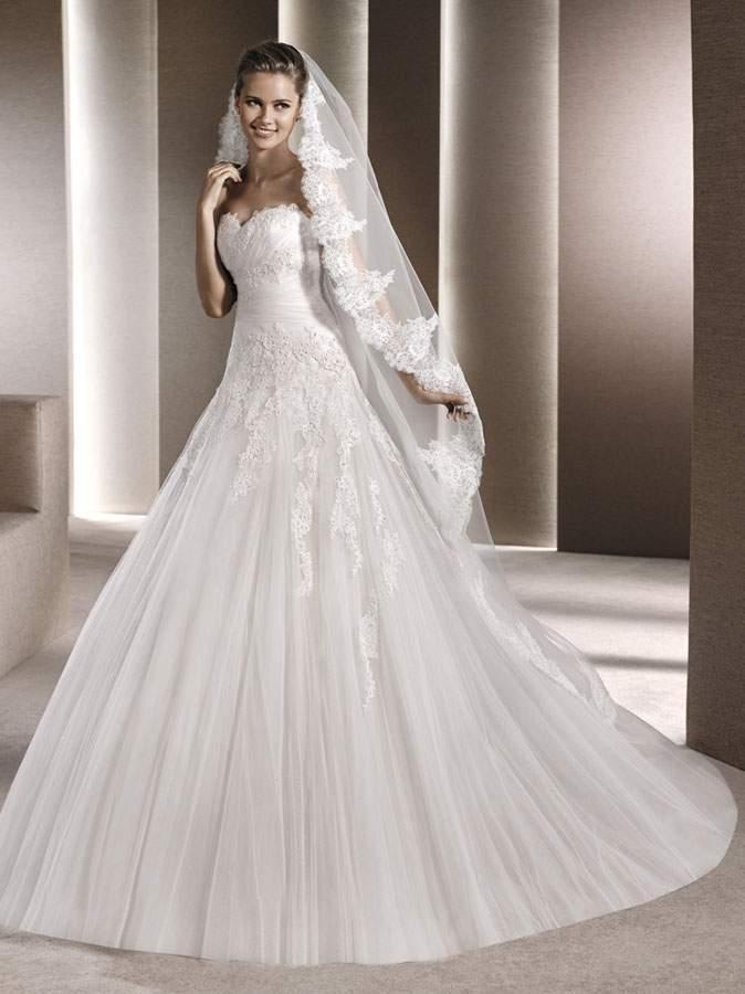 Vestiti da Sposa, Abito da Sposa Modello ILANA