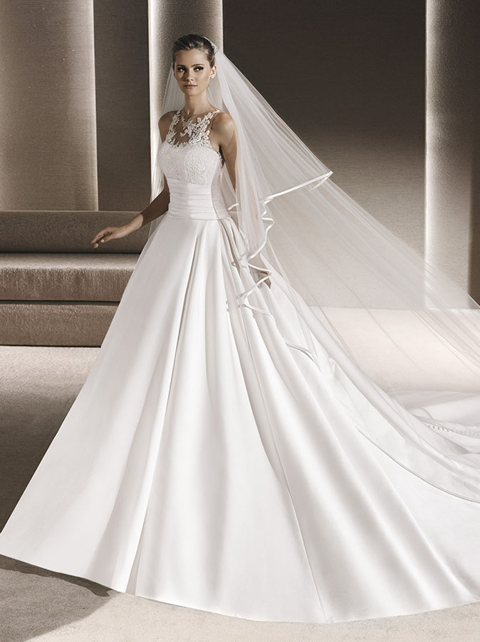 Abito da Sposa Modello RALIA