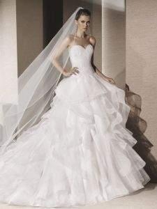 Vestiti da Sposa, Abito da Sposa Modello REMIGIA