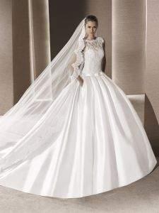 Vestiti da Sposa, Abito da Sposa Modello ROSALIA