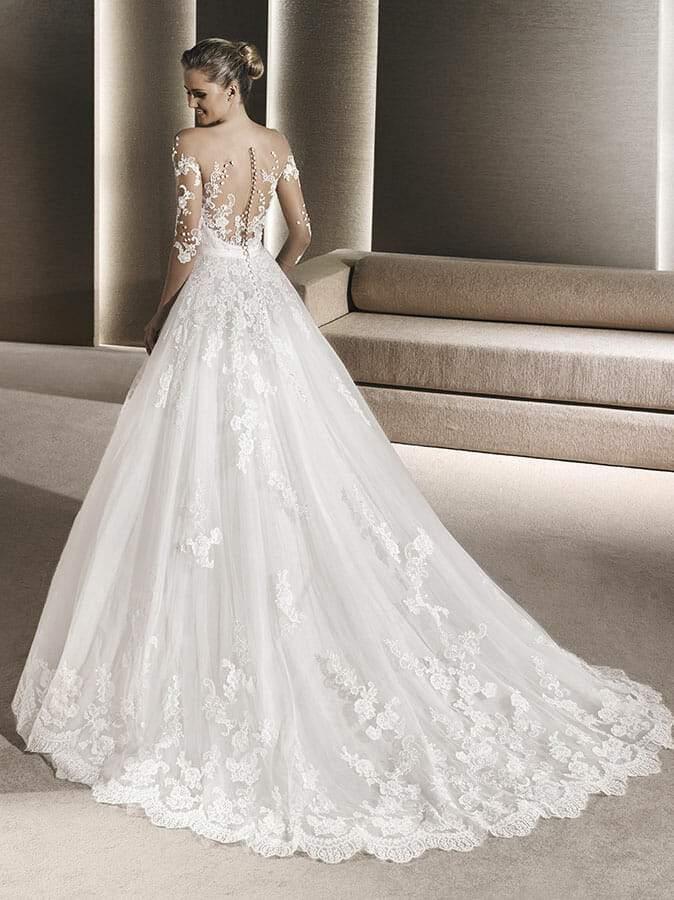 Vestiti da Sposa, Abito da Sposa Modello RUPIA