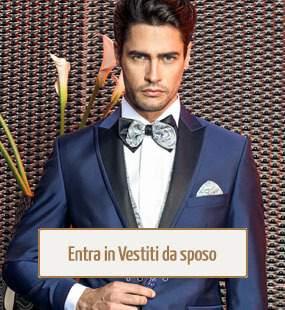 Vestiti ed Abiti da Sposo Thiene Vicenza